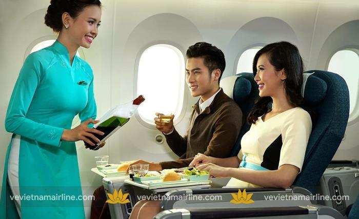 Quy định về hành vi ứng xử trên tàu bay của Vietnam Airlines