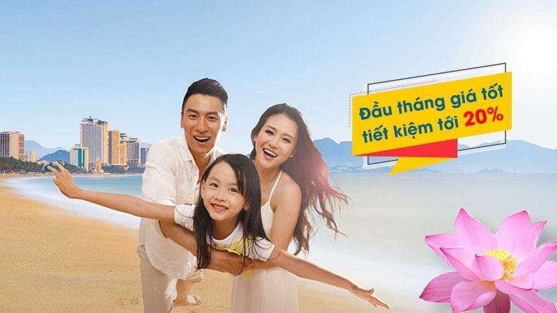 Khuyến mãi bay nội địa và quốc tế siêu tiết kiệm cùng Vietnam Airlines