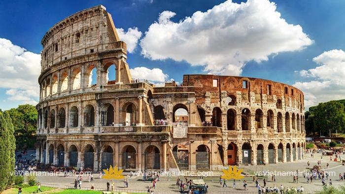 """Chinh phục Rome """" bảo tàng sống"""" của Ý"""